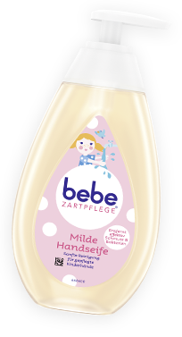bebe® sanftes shower & shampoo